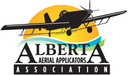 Alberta Aerial Applicators Association logo