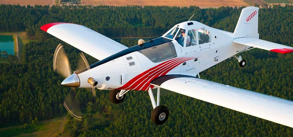 The Voice of the Aerial Application Industry